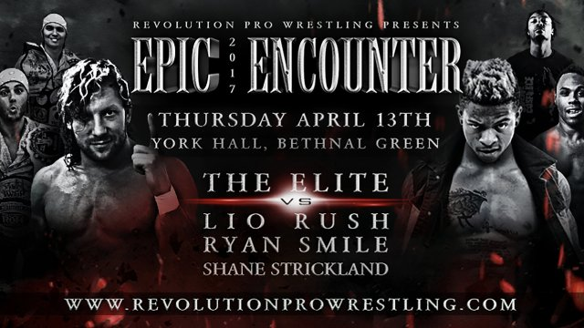 Epic Encounter 2017