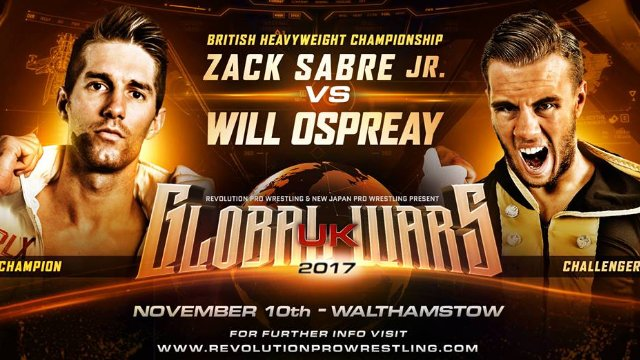 Global Wars UK 2017 Night 2