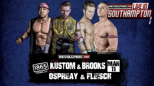 Image result for revpro live in southampton 1