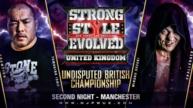 Strong Style Evolved Night 2