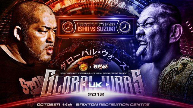 Global Wars UK 2018