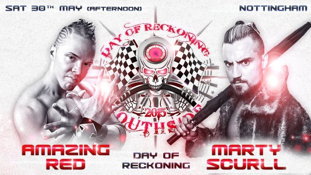 Southside Wrestling: Day of Reckoning 5 (30/5/15)