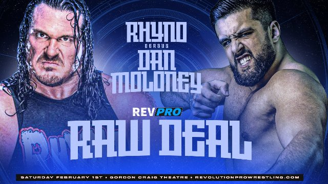 Raw Deal 2020
