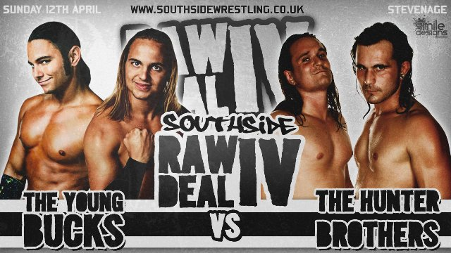 Southside Wrestling: Raw Deal 4 (12/04/2015)