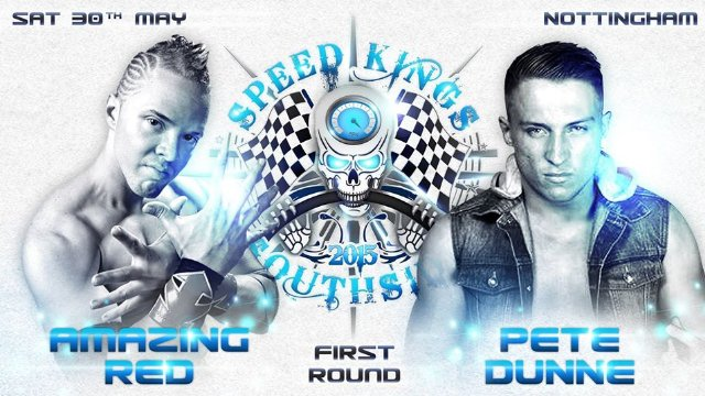Southside Wrestling: Speedking 2015 (30/05/2015)