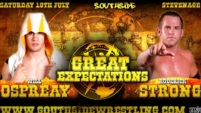 Southside Wrestling: Great Expectations  (18/7/15)
