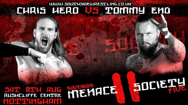 Southside Wrestling Menace II Society V
