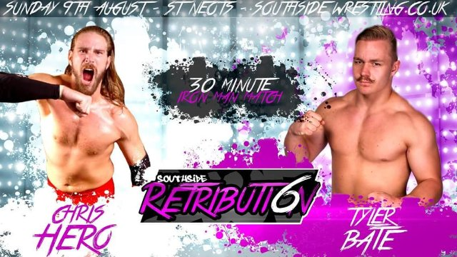 Southside Wrestling: Retribution 6 (09/08/2015)