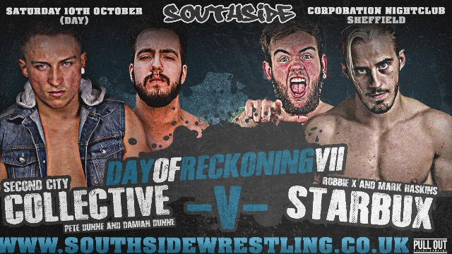 Southside Wrestling: Day of Reckoning 7 (10/10/15)