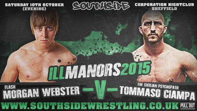 Southside Wrestling: Ill Manners 2015 (10/10/15)