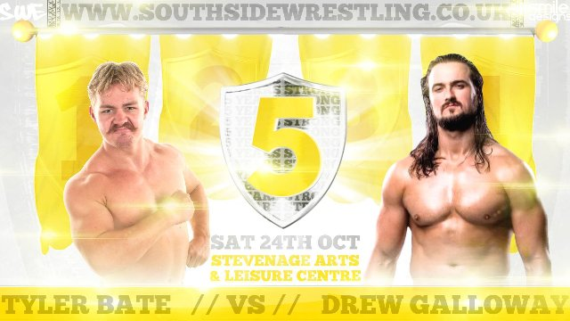 Southside Wrestling: 5th Anniversary Show