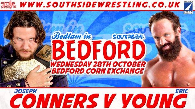 Southside Wrestling: Bedlam In Bedford