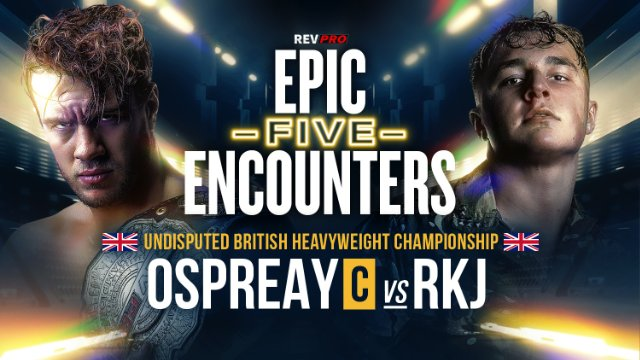 Epic Encounters Five