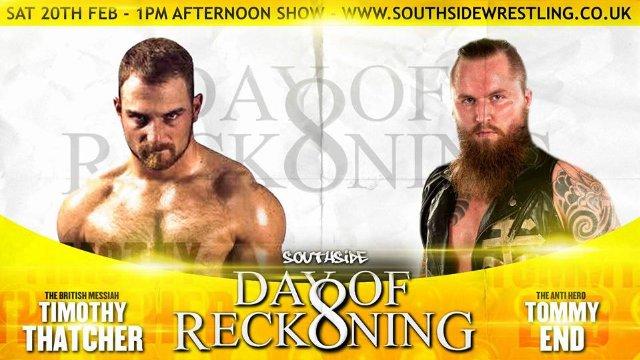 Southside Wrestling: Day of Reckoning 8 (20/02/16)