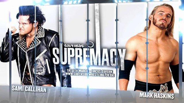 Southside Wrestling: Supremacy 2016 (05/03/16)