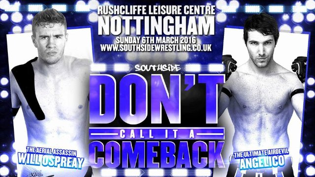 Southside Wrestling: Don't Call It A Comeback (6/3/16)