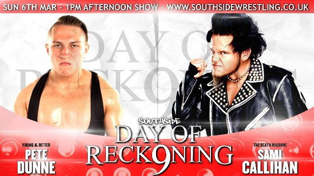 Southside Wrestling: Day Of Reckoning 9