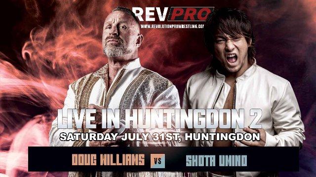 Live In Huntingdon 2