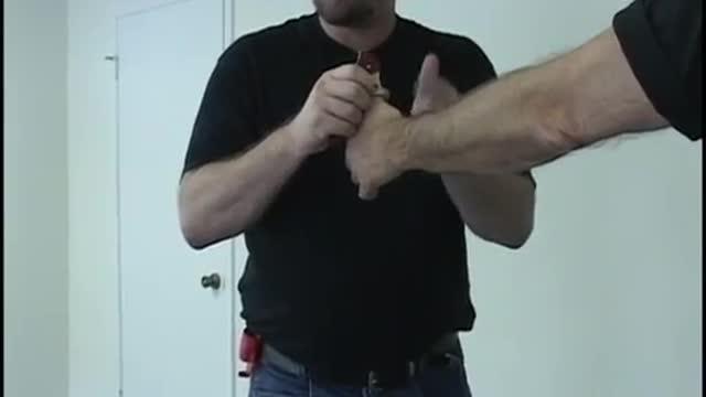 Gunting Vol 1m- Left Hand Attack