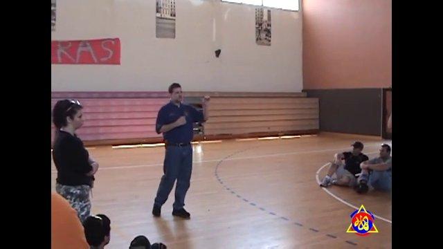Bram Frank - Israel Seminar 200? - Tape 2