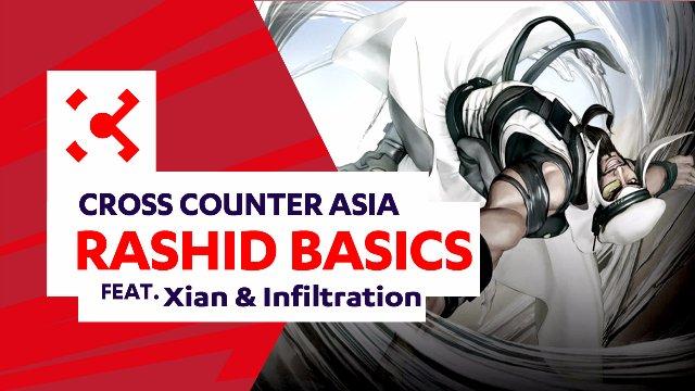 SFV: Rashid Basics ft. Xian & Infiltration