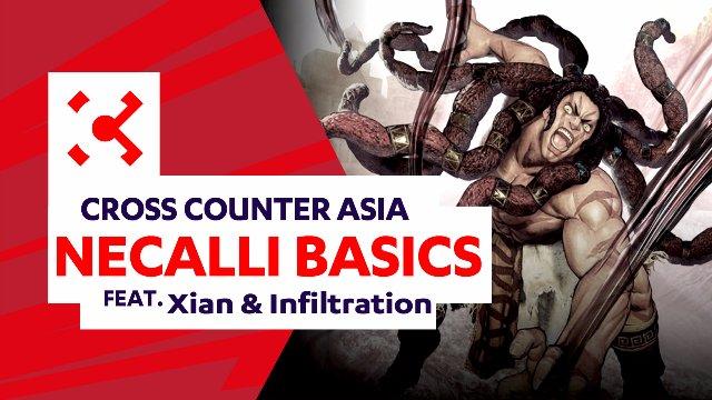 SFV: Necalli Basics ft. Xian & Infiltration
