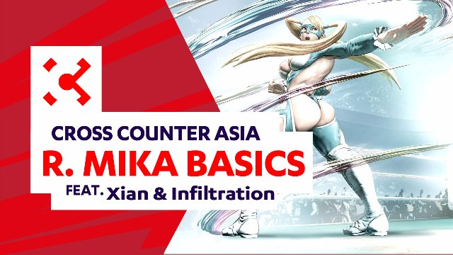 SFV: R. Mika Basics ft. Xian & Infiltration