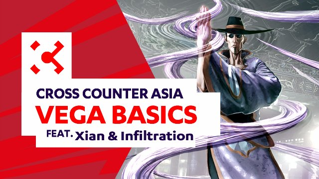 SFV: F.A.N.G. Basics ft. Xian & Infiltration