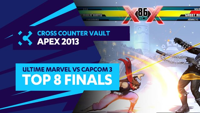 Apex 2013 - Ultimate Marvel vs. Capcom 3 Top 8 Finals