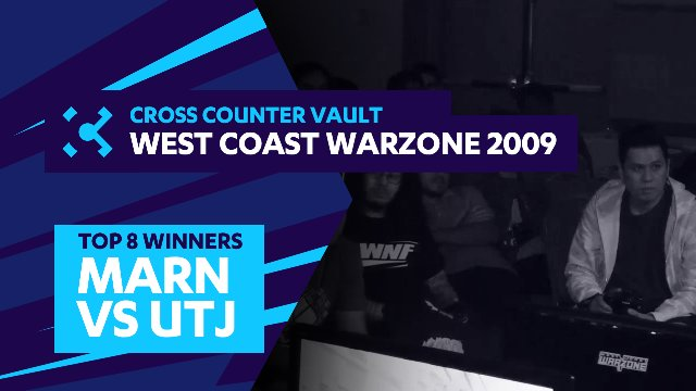 West Coast Warzone 2009: SF4 Top 8 Winners - Marn (Rufus) vs UTJ (Dhalsim)