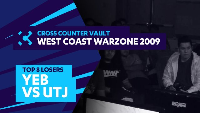 West Coast Warzone 2009: SF4 Top 8 Losers - Yeb (Gen) vs UTJ (Dhalsim)