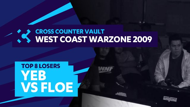 West Coast Warzone 2009: SF4 Top 8 Losers - Yeb (Gen) vs. Floe (Sagat)