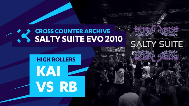 salty Suite High Rollers - Kai (El Fuerte) vs RB (Rufus)