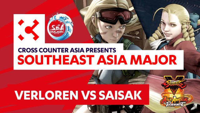 Verloren (Cammy) vs. Saisak (Karin) - SEAM Asia Amateur Tournament