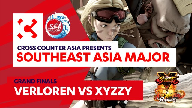 Xyzzy (Birdie) vs. Verloren (Cammy) - Grand Finals - SEAM Asia Amateur Tournament