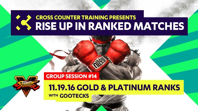 Group Session #14 - Gold & Platinum Ranked - Rise Up in Ranked Matches Video Course
