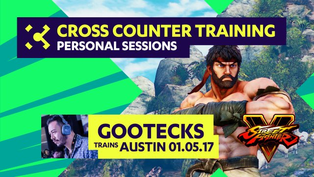 gootecks Trains Austin - 01/05/17 - Cross Counter Personal Training Sessions