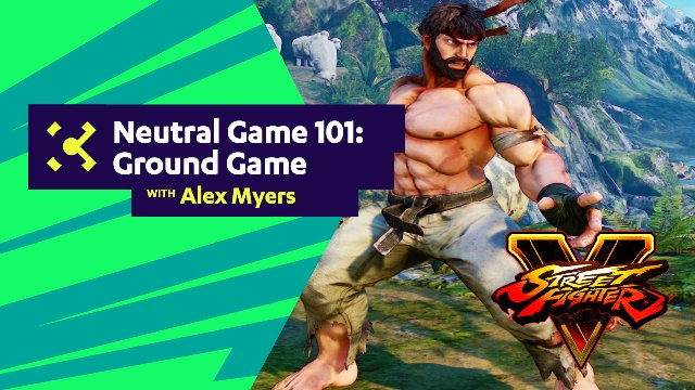 Improving Your Ground Game with Alex Myers