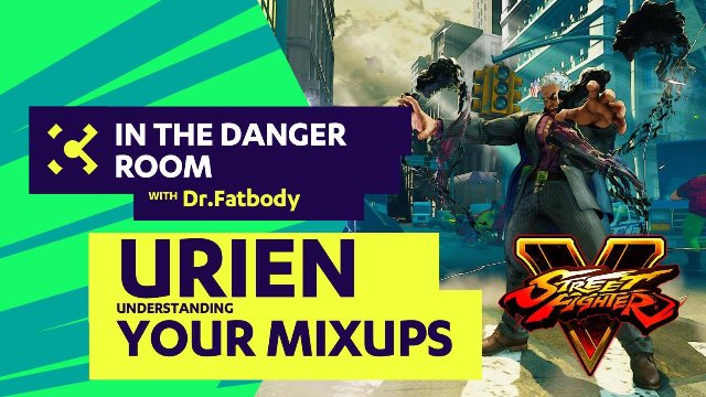 Urien Aegis Mixups by Dr. Fatbody - 01/19/17 - Season 2