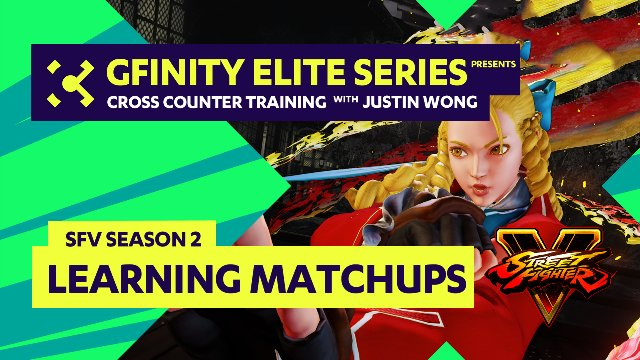 Learning the Matchup ft. Justin Wong - GFinity Training Series
