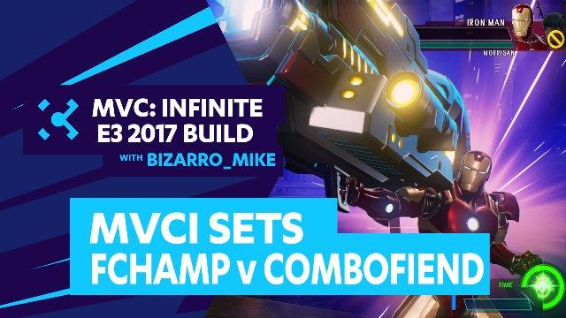FChamp v Combofiend MVCI E3 2017