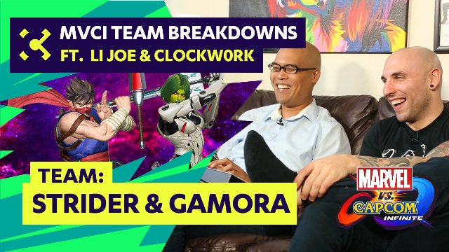 MvCi Team Breakdowns Ft. LI Joe & Clockwork - Team Stider & Gamora