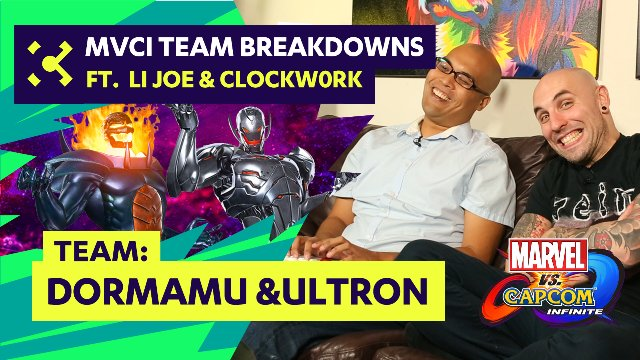 MvCi Team Breakdowns Ft. LI Joe & Clockwork - Team Dormammu & Ultron