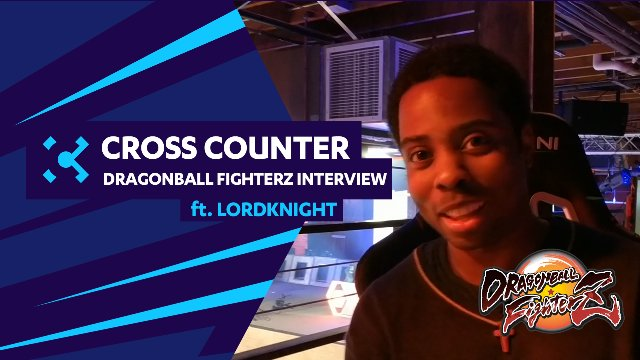 DragonBall FighterZ Interview at Super Saiyan Showdown Ft. Lord Knight