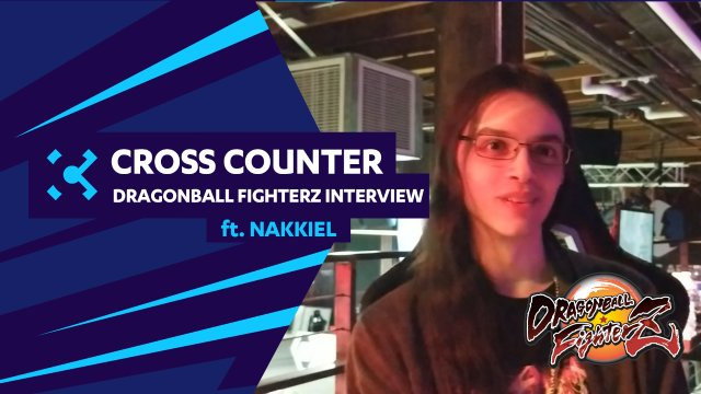 DragonBall FighterZ Interview at Super Saiyan Showdown Ft. Nakkiel