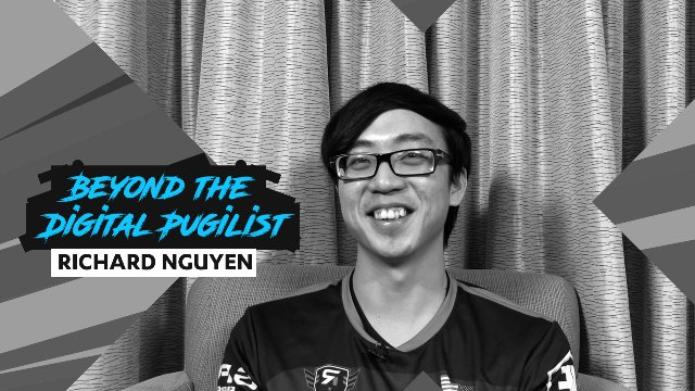 Beyond The Digital Pugilist - Capcom Cup 2017 Interviews Ft. Richard Nguyen