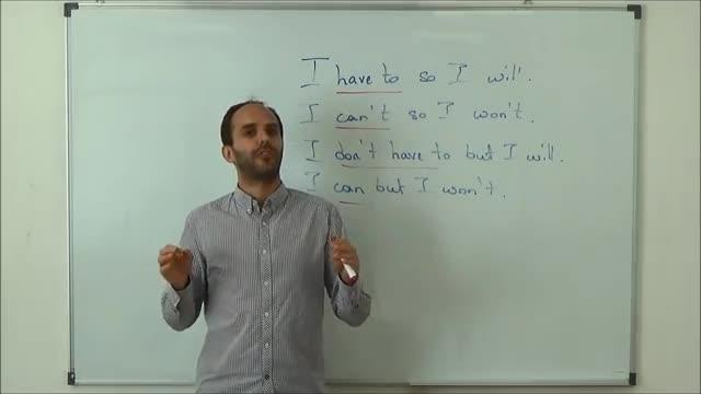 Easy Grammar   8   Modals of Obligation   1   Chant