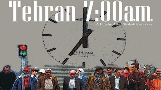 Tehran 7 AM