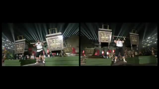 1. World's strongest team   CHINA 2012 - PART 1