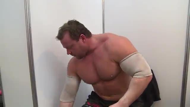 2 Bodybuilding Ole Martin (free video)